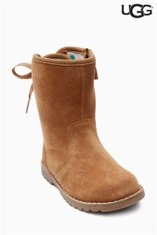 Ugg® Chestnut Corene Zip Up Boot