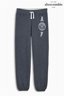Abercrombie & Fitch Navy Core Jogger