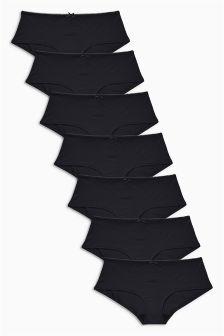 Microfibre Shorts Seven Pack