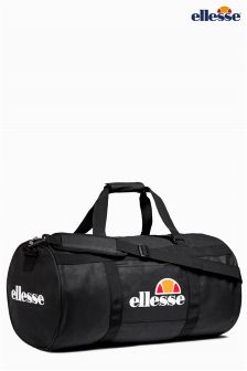 Ellesse Heritage Navy Barrel Bag
