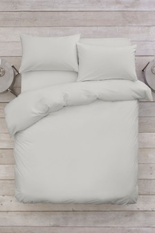 Easy Care Polycotton Bed Set