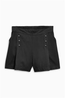 Button Shorts (3-16yrs)