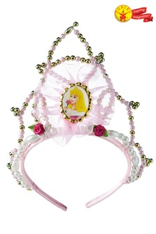 Rubies Pink Sleeping Beauty Tiara