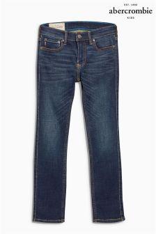 Abercrombie & Fitch Dark Wash Skinny Jean