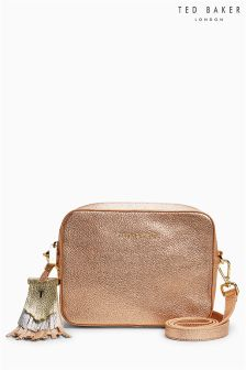 Ted Baker Rose Gold Darwina Cross Body Bag