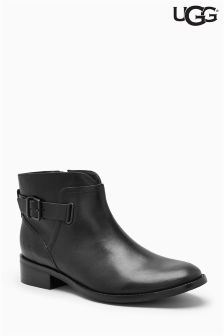 UGG® Barnett Buckle Strap Ankle Boot