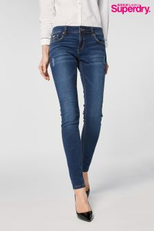 Superdry Moonlight Blue Cassie Skinny Jean