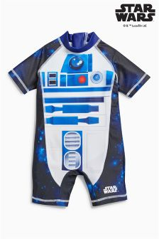 R2D2 Sunsafe Suit (3mths-8yrs)
