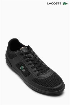 Lacoste® Black Court Minimal 316