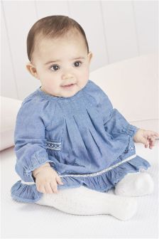 Smock Dress (0mths-2yrs)
