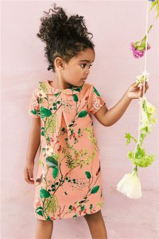 Floral Shift Dress (3mths-6yrs)