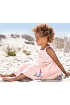 Pink Dress (3mths-6yrs)