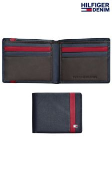 Tommy Hilfiger Leather Tape Wallet