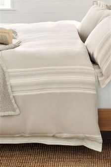 Country Luxe 200 Thread Count Hatton Herringbone Bed Set