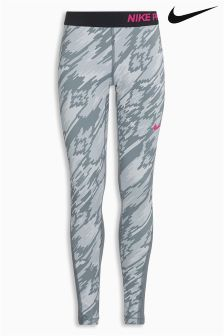 Nike Pro Grey Cool Legging