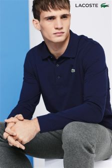 Lacoste® Sport Alligator L1330 Long Sleeve Polo