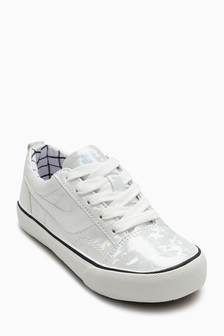 Lace-Up Trainers (Older Girls)