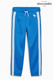 Abercrombie & Fitch Dark Blue Fleece Jogger