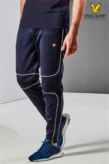 Lyle & Scott Navy Law Slim Jogger