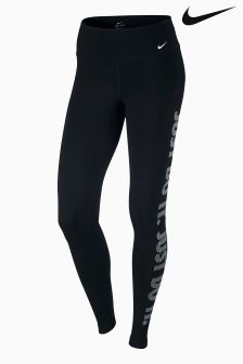 Nike Black Dry Training Tight