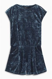 Velvet Playsuit (3-16yrs)