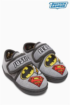 Justice League Slippers (Younger Boys)