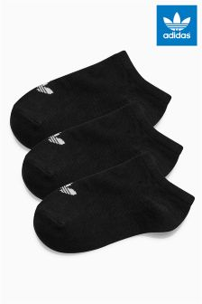 adidas Originals Trefoil Liner Socks Three Pack