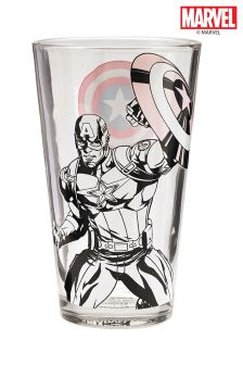 Avengers Cold Change Glass