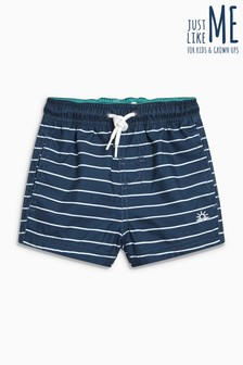 Stripe Swim Shorts (3mths-16yrs)