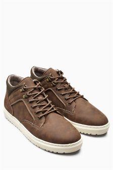 Wax Mid Boot
