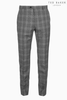 Ted Baker Grey SaigonT Suit Trouser
