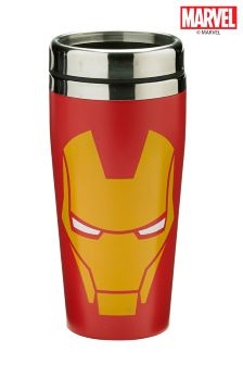 Iron Man Flask