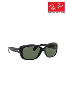 Black Ray-Ban® Jackie-O Sunglasses