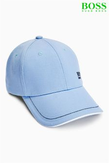 Hugo Boss Green Logo Cap