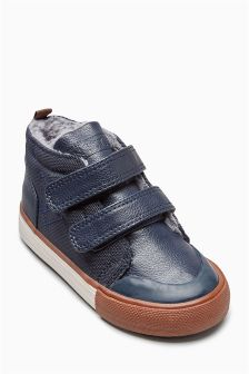 Strap Chukka Boots (Younger Boys)