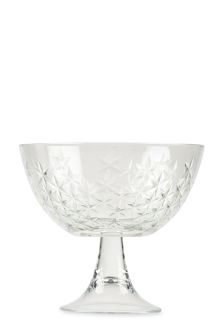 Glass Star Trifle Bowl