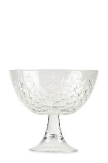 Glass Star Trifle Bowl