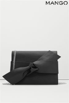 Mango Black Knot Bag