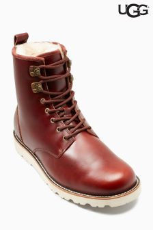 Ugg® Cordovan Hannon Wedge Sole Boot