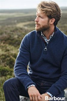 Barbour® Painswick 1/2 Zip Jumper
