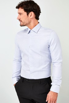 Signature Canclini Slim Fit Shirt