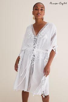 Gant Navy Textured Knit Jumper