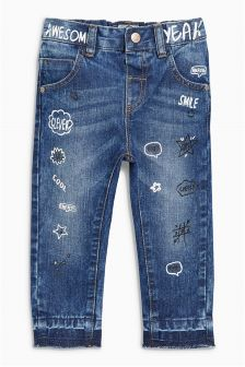 Doodle Jeans (3mths-6yrs)