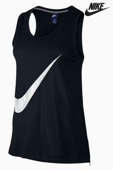 Nike Black Sportswear Top