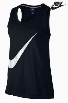 Nike Black Sportswear Top