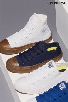 Converse Navy Chuck Taylor All Star II Ox