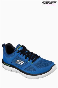 Skechers® Blue Flex Advantage 2.0 Memory Foam Trainer