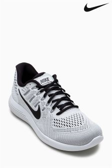 Nike Run White/Black LunarGlide 8