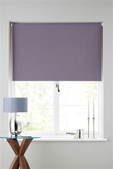 Blackout Roller Blind Studio Collection By Next