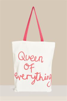 Queen of Everything Shopper
